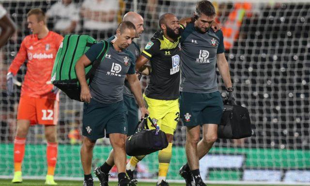 Nathan Redmond, baja para la jornada 4 de la Premier League