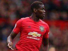 Paul Pogba, un mes más de baja con el Manchester United