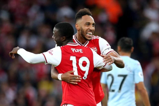 Nicolas Pépé, la gran ausencia de Emery en el Arsenal