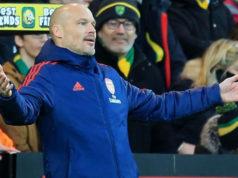 Ljungberg, en su debut como entrenador del Arsenal