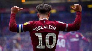 Grealish, el líder del Aston Villa.