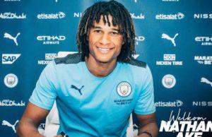 Nathan Aké, el central que necesitaba Guardiola.