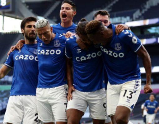 La delantera del Everton, una de las claves fantasy de la temporada en Biwenger