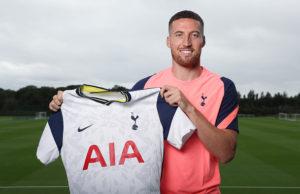 Matt Doherty, el nuevo comodín del Tottenham