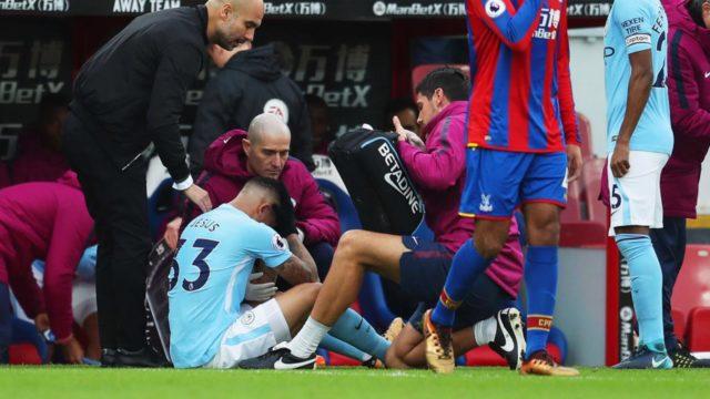 Lista de lesionados para la jornada 3 de la Premier League