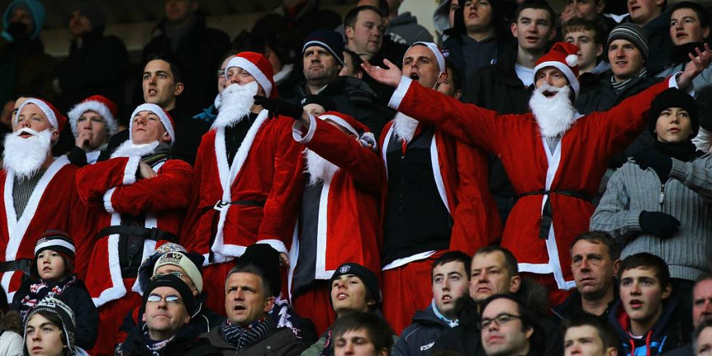 Jornada de Boxing Day en la Premier League