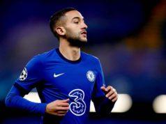 Hakim Ziyech ya vuelve a los entrenamientos con el Chelsea.