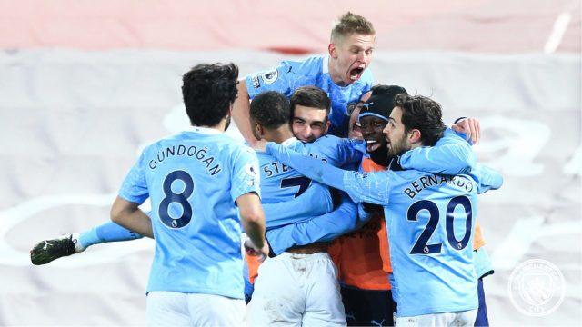 La vuelta del Manchester City al top de la Premier League